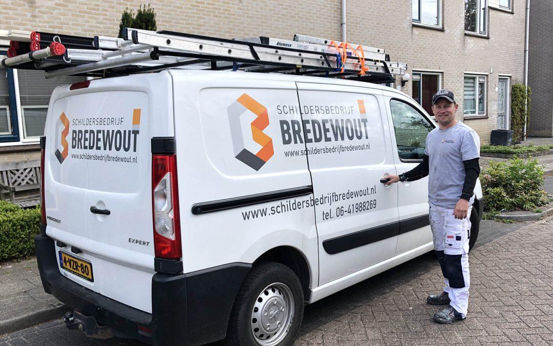 Welkom op de nieuwe website van Schildersbedrijf Bredewout